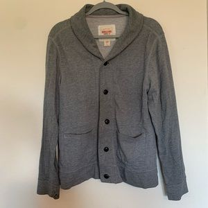 4/$25 Mossimo Boyfriend Sweater Grey Size Small